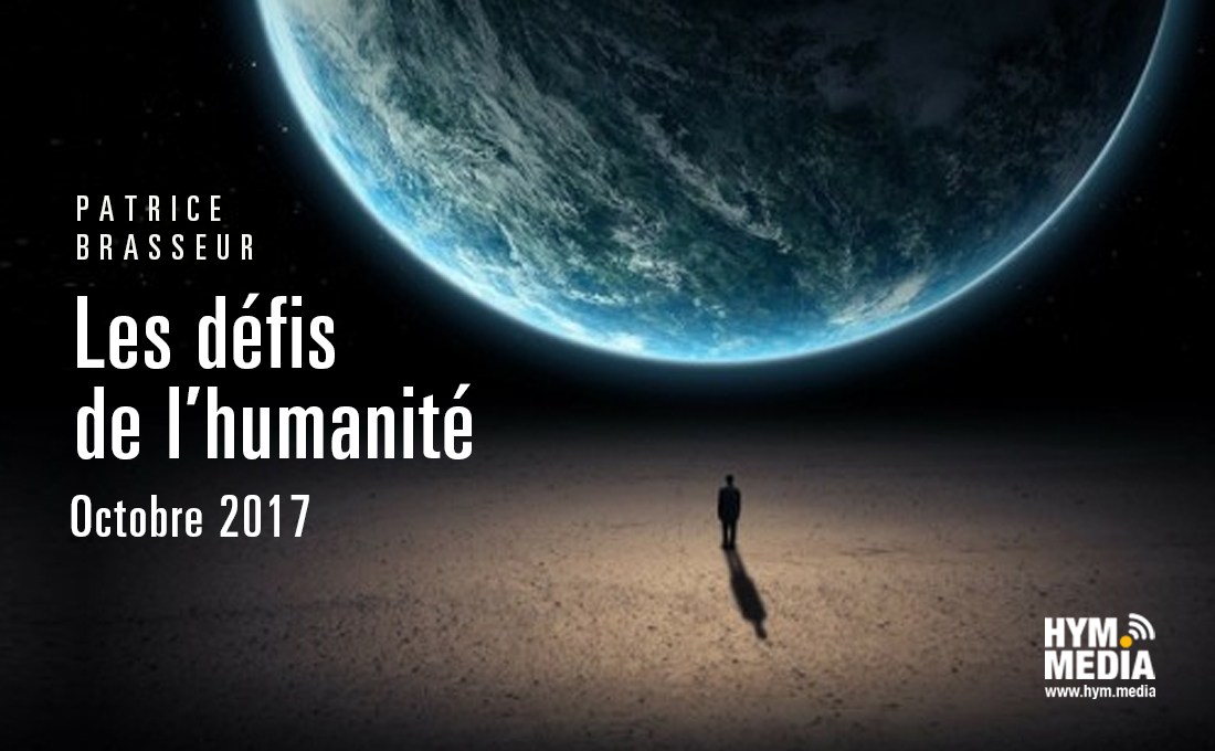 De la peur à l'amour - Les défis de l'Humanité - 7 rayons - HYM.MEDIA