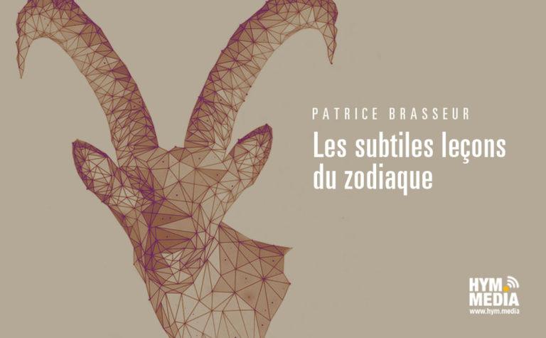 Capricorne, lumière dans la nuit noire - Patrice Brasseur