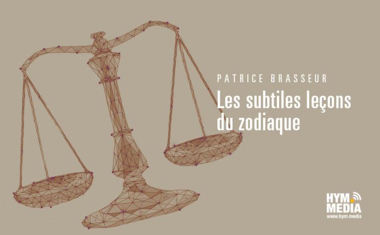 Balance, sur le fil - Chroniques Patrice Brasseur - HYM.MEDIA