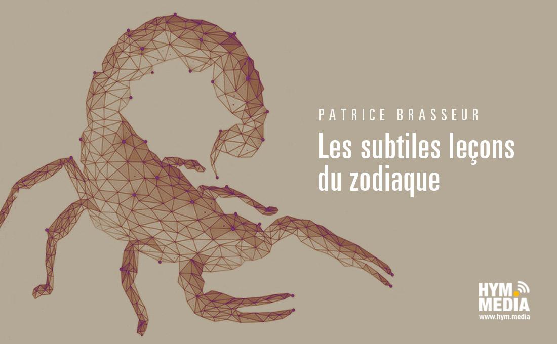 Scorpion, qui s'y frotte s'y pique - Patrice Brasseur - HYM.MEDIA