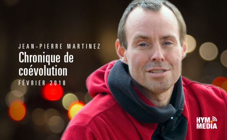 Jean-Pierre Martinez Février 2018