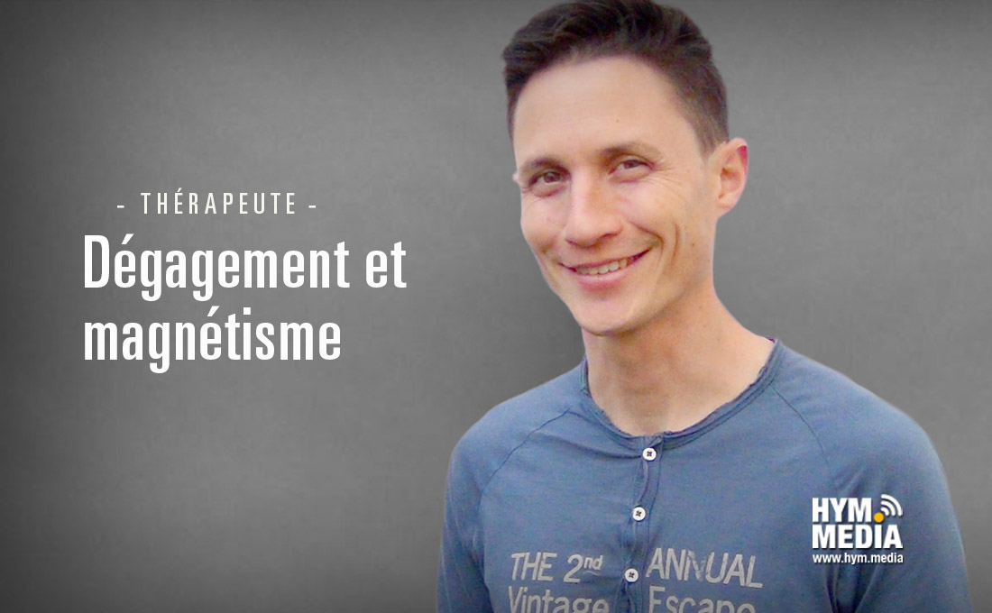 Benjamin Massal - Espace Thérapeutes - HYM.MEDIA