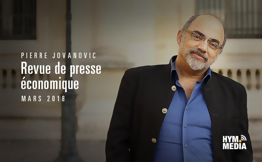 Pierre Jovanovic Mars 2018